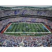 "NY Giants Greats Multi Signed ""Stadium Shot"" 16x20 Photo (16 Sig)"