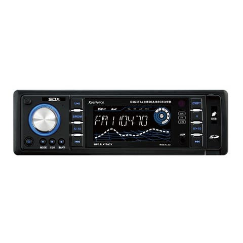 Sondpex Mechless Radio Receiver and Digital Music Player