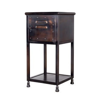 Industrial Locker Side Table (India)