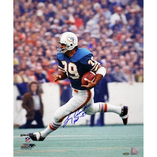 "Larry Csonka Dolphins 16x20 Photo w/ ""HOF 87"" insc"