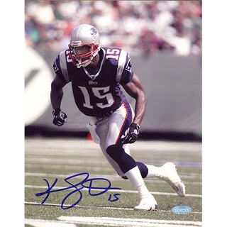 Kelley Washington Patriots 8x10 Photo