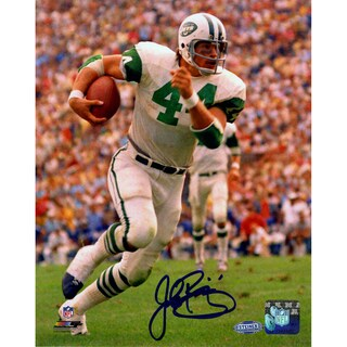 John Riggins Signed Jets 8x10 Photo