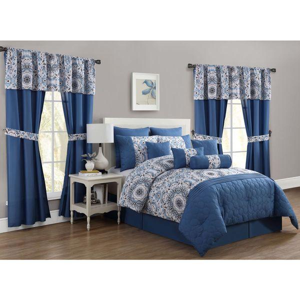Avondale Manor Anita 20-piece Comforter Set - Free Shipping Today ...