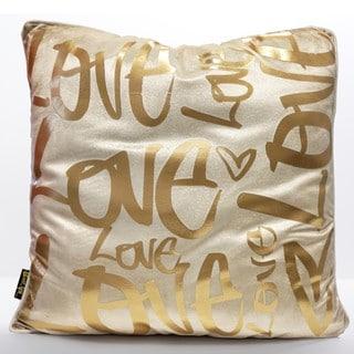 Love Wild Throw Pillow