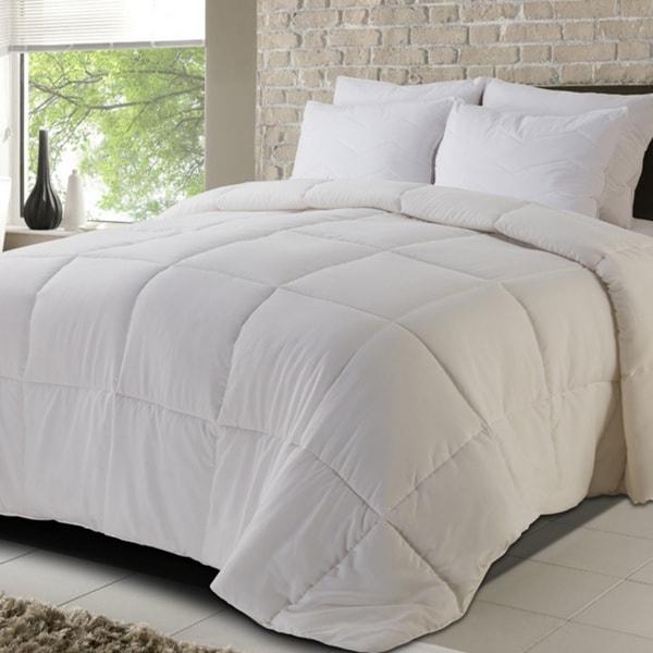 Fusion Micro Soft Dacron Down Alternative Comforter
