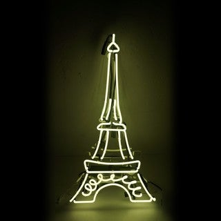 Oliver Gal 'Eiffel' Neon Sign