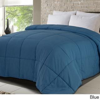 Fusion Micro Soft Never Down All Season Comforters