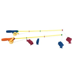 Battat Toy Magnetic Fishing Set and Carry Case