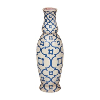 Guildmaster European Checkerboard Vase