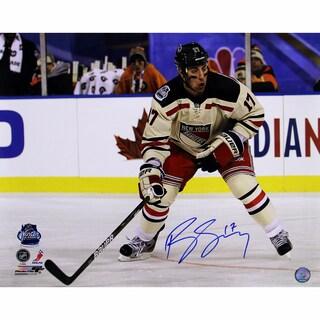 Brandon Dubinksy 2012 Winter Classic Signed Horizontal 8x10 Photo
