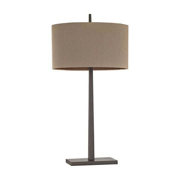 Elk Lighting Wheatstone 1-light Bronze Table Lamp