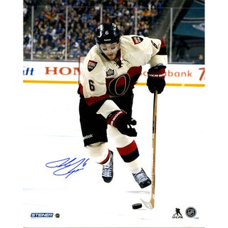 Bobby Ryan Signed Skating With Puck During the Tim Horton Heritage Classic 16x20 Photo