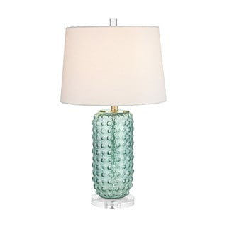 Elk Lighting Caicos 1-light Green Table Lamp