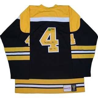 Bobby Orr Boston Bruins Signed Mitchell & Ness Jersey HOF-79 #/444: GNR COA