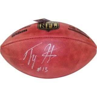 T.Y. Hilton Signed NFL Duke Football