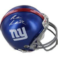 Rueben Randle Signed Giants Replica Mini Helmet