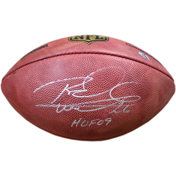 Shop Rod Woodson Signed Duke Football w  HOF 09 Inscription - Free Shipping  Today - Overstock.com - 11199434 4b5f294b6