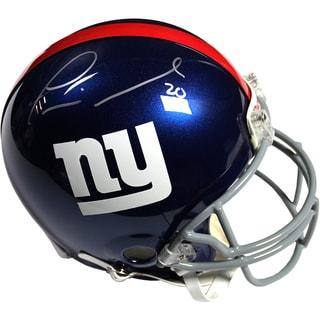 Prince Amukamara Signed New York Giants Logo Mini Helmet