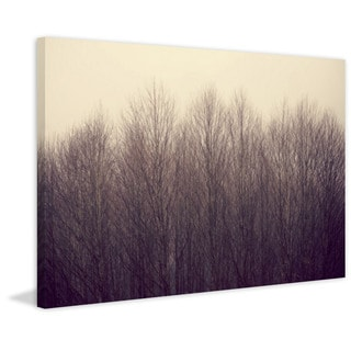 Marmont Hill - 'Forest' by Robert Dickinson Painting Print on Canvas