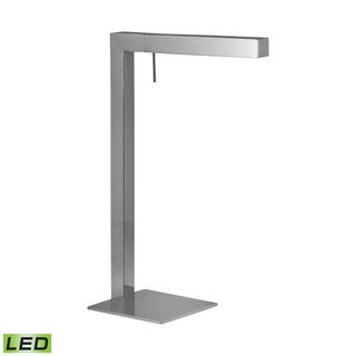 Elk Lighting Chrome LED Desk Lamp