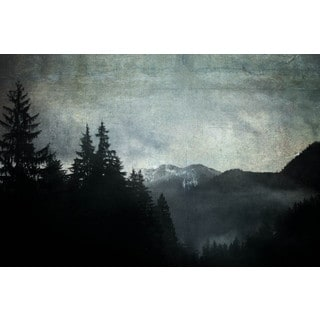 Marmont Hill - 'Good Night' by Robert Dickinson Painting Print on Canvas