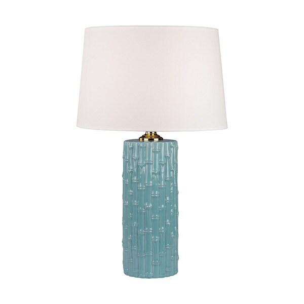 Elk Lighting Bamboo Ceramic Table Lamp