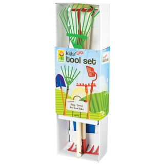 Toysmith Kids Garden Tool Set|https://ak1.ostkcdn.com/images/products/11199598/P18189354.jpg?impolicy=medium