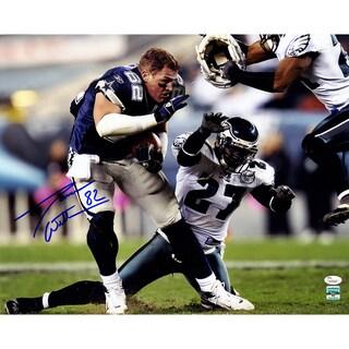 Jason Witten Signed Dallas Cowboys vs Philadelphia Eagles 16x20 Photo