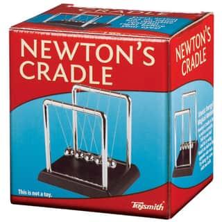 Toysmith Newton's Cradle Physics Toy|https://ak1.ostkcdn.com/images/products/11199849/P18189546.jpg?impolicy=medium