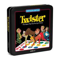 Chutes And Ladders Board Game Nostalgia Edition Game Tin