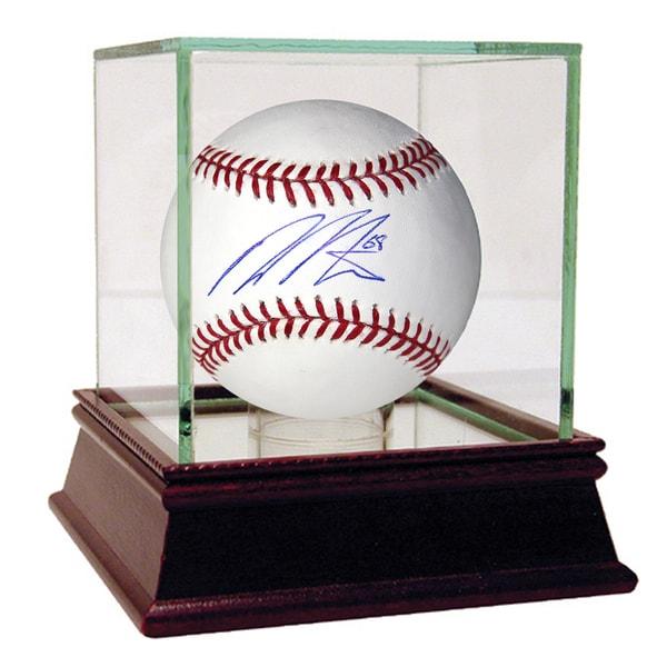 Dellin Betances Signed MLB Baseball