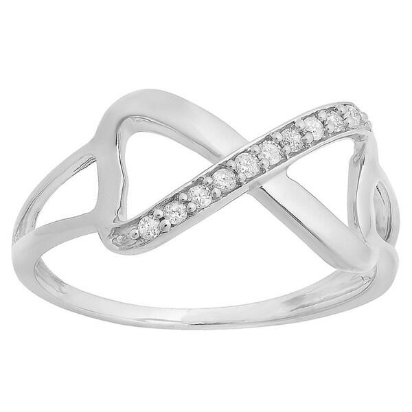 I-J//I2-I3 1//10Ct Round Diamond Channel Set Band Sterling Silver