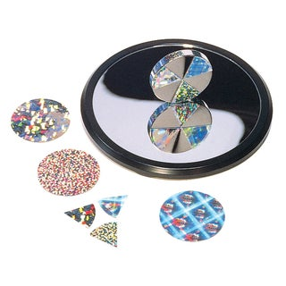 Toysmith Euler's Disk Science and Learning Kit
