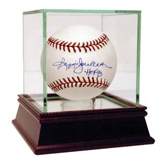 """Reggie Jackson MLB Baseball w/ """"HOF"""" Insc."""