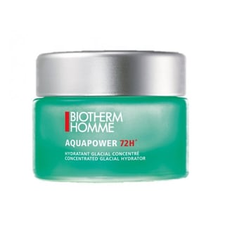 Biotherm Homme Aquapower 72H Concentrated 1.69-ounce Glacial Hydrator