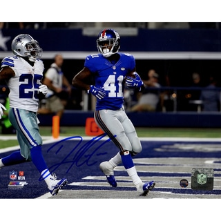 Dominique Rodgers-Cromartie Signed Playing Dallas 8x10 Photo