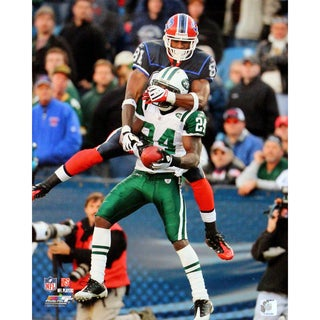 Darrell Revis Interception 16x20 Photo uns