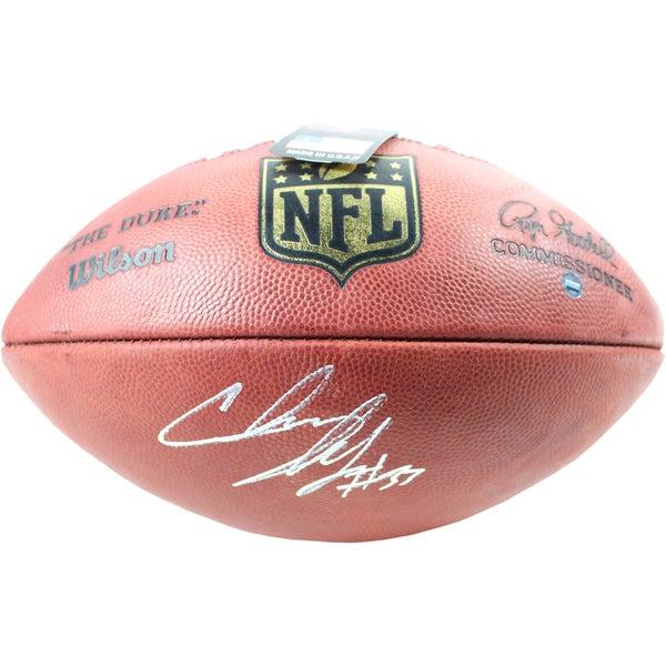 Chris Ivory Signed NFL Duke Football