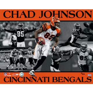 Chad Johnson 16x20 Collage