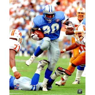 Barry Sanders Lions 16x20 Photo