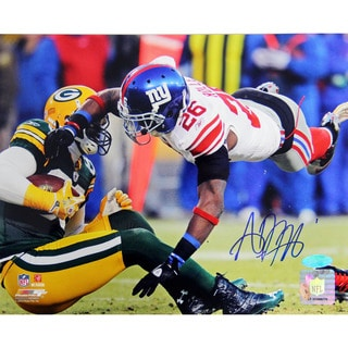 Antrel Rolle vs. Green Bay Horizontal 8x10 Photo