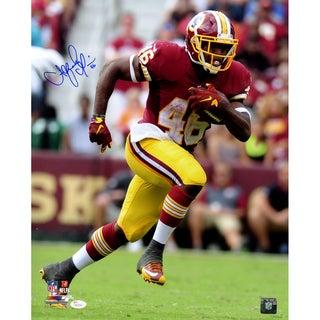 Alfred Morris Signed Washington Redskins 16x20 Photo