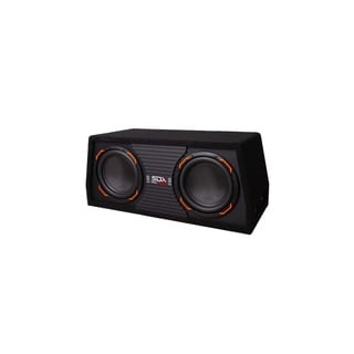 Sondpex 12-inch 1200 Watts Amplified Loaded Enclosure Subwoofers (Refurbished)