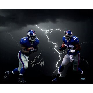 Ahmad Bradshaw Lightning Collage 16x20 Photo