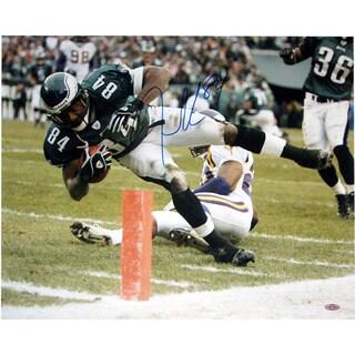 Freddie Mitchell Catch Vs. Vikings 8x10 Photo