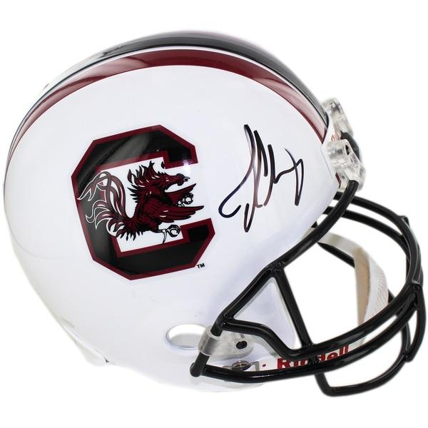 Jadeveon Clowney Signed South Carolina Replica Helmet