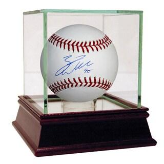 Zack Wheeler MLB Baseball ( MLB Auth)