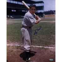 Yogi Berra Batting Pose Color 11x14 Photo SSM Holo
