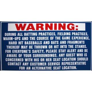 """Yankees 24x36 """" Batting Practice…."""" Replica Aluminum Sign"""