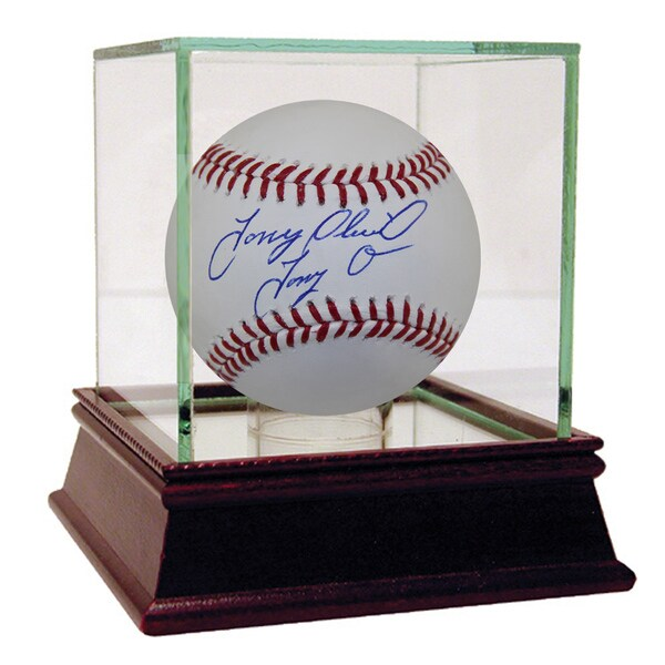 """Tony Oliva Autographed Baseball w/ """"Tony-O"""" Inscription"""